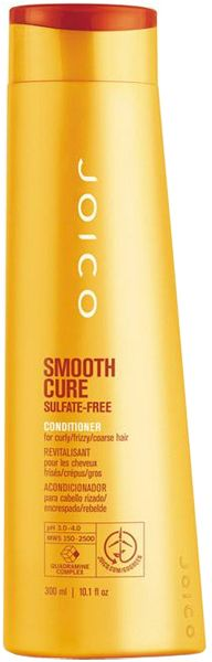 Joico Smooth Cure Sulfate-Free Conditioner for Curly Frizzy Hair