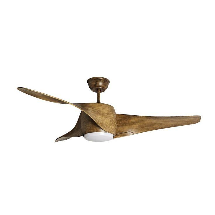 M s de 25 ideas incre bles sobre ventiladores de techo en - Ventiladores de techo de madera ...