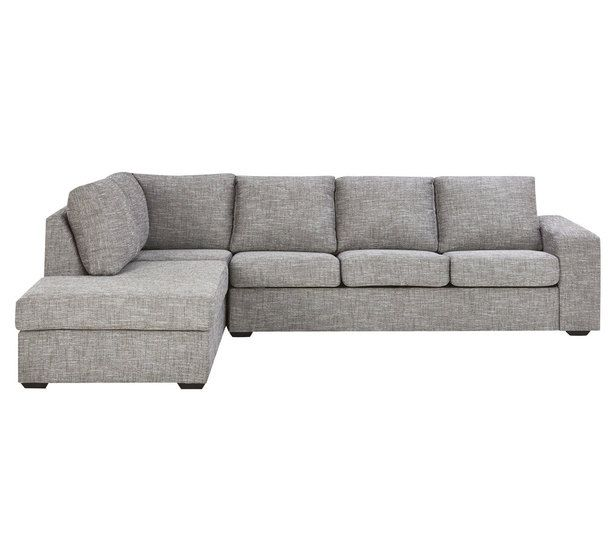 Dakota 5 seater modular chaise corner sofas sofas for 5 seater sofa with chaise