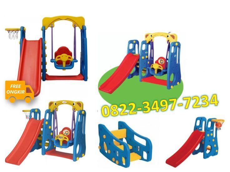 Free Ongkir!!!! WA 0822-3497-6234, Rumah Perosotan Anak Tangerang, Harga Mainan Perosotan Untuk Anak Tangerang