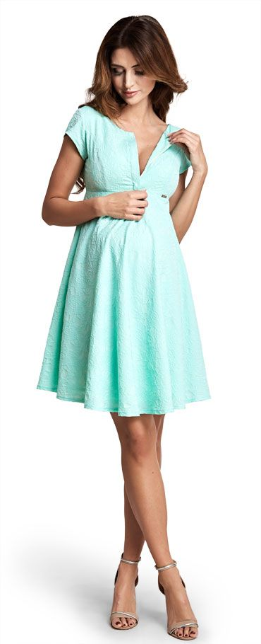 Happy mum - Maternity wear & fashion, dresses, Lilou mint dress.