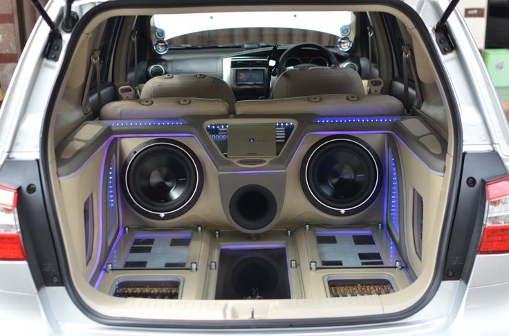 59 best audio setup for cars images on pinterest bespoke Nissan Luxury MPV