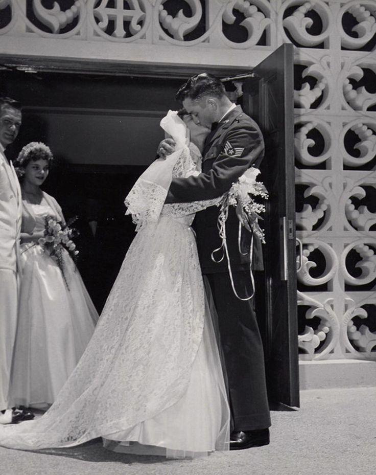John Cash & Vivian Liberto married August 7, 1954 in San Antonio, Texas.