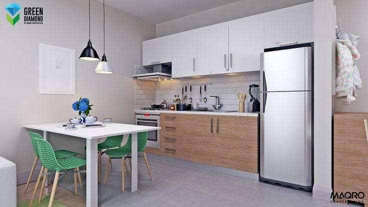 28 Best Green Diamond Interior Design Of Appartments Images On Impressive Kitchen Design Website Decorating Design