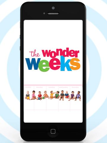 The Wonder Weeks app - a daily calendar of your baby's growth and mental spurts (including the fussy ones!). Good for newborns to 20 months