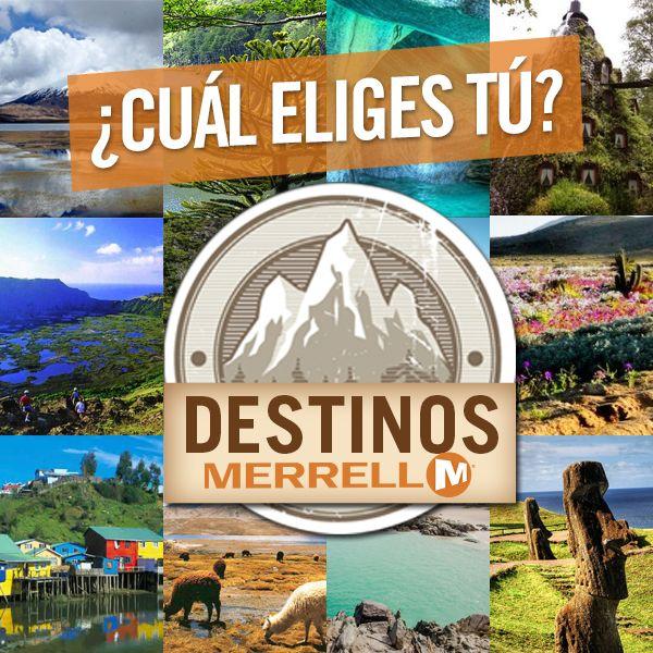 ¡Todo Chile es mi #DestinoMerrell!