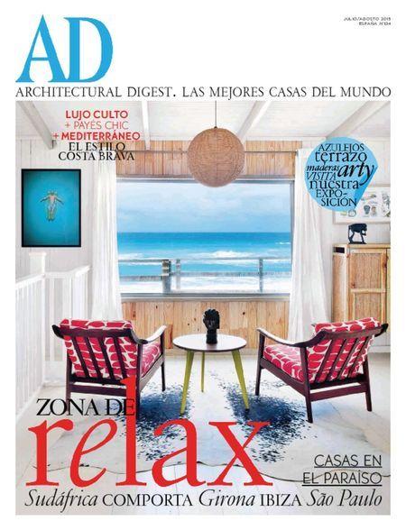 Architectural Digest Magazine Usa 2015   U201eGoogleu201c Paieška