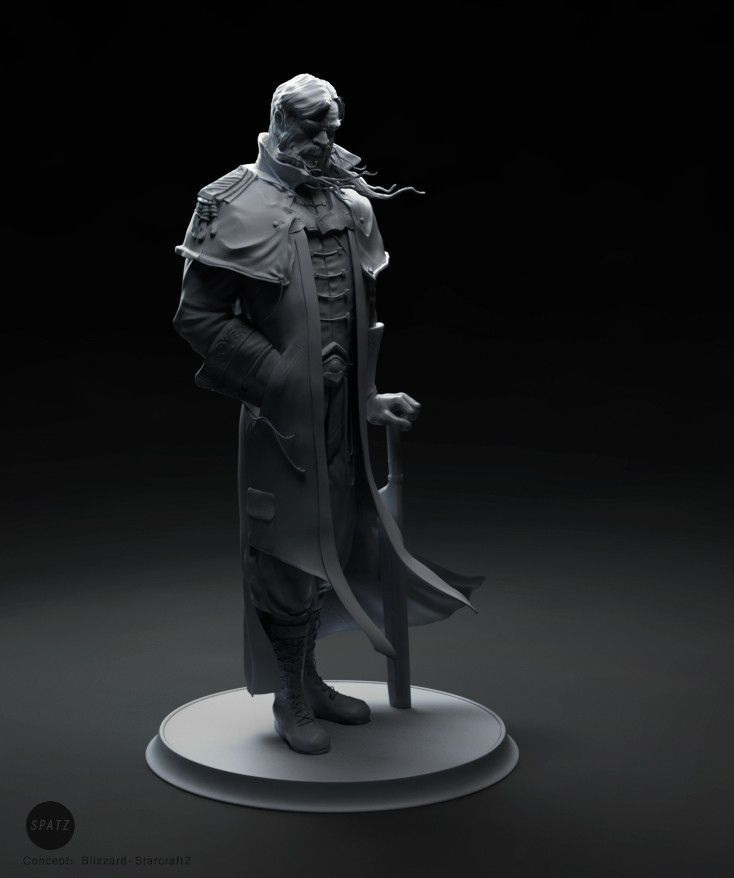 ArtStation - Admiral , Oliver Milas