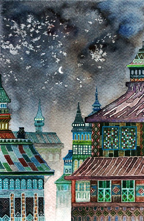 night city by ~nokkasili on deviantART  http://nokkasili.deviantart.com/