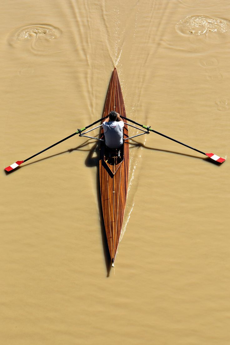 Rowing in Firenze /Canottaggio a Firenze