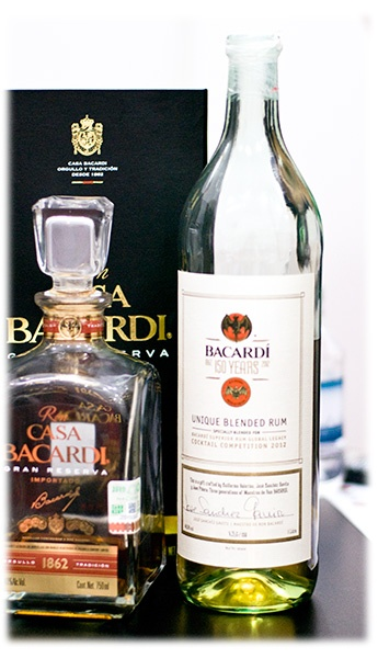 RumFest 2012 - Bacardi Gran Reserva and 150 Years Legacy Cocktail Competition 2012 Rum
