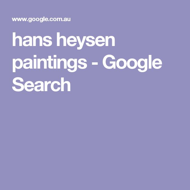 hans heysen paintings - Google Search