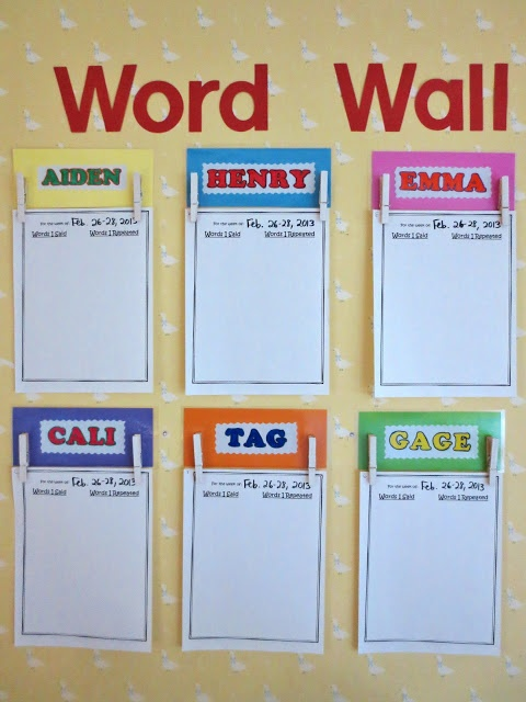 Definition Modular Classroom ~ Best images about word wall on pinterest file
