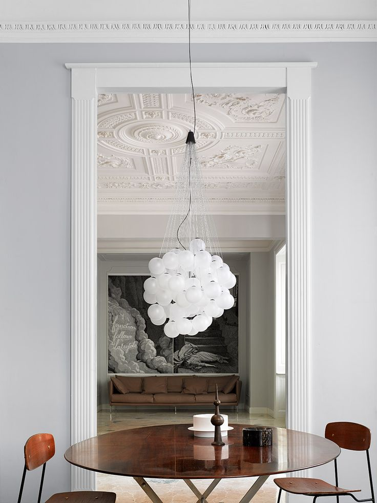 236 best shine a light on me images on pinterest light design designers daniel rybakken and francisco gomez paz have both unveiled their latest chandelier designs for italian aloadofball Choice Image