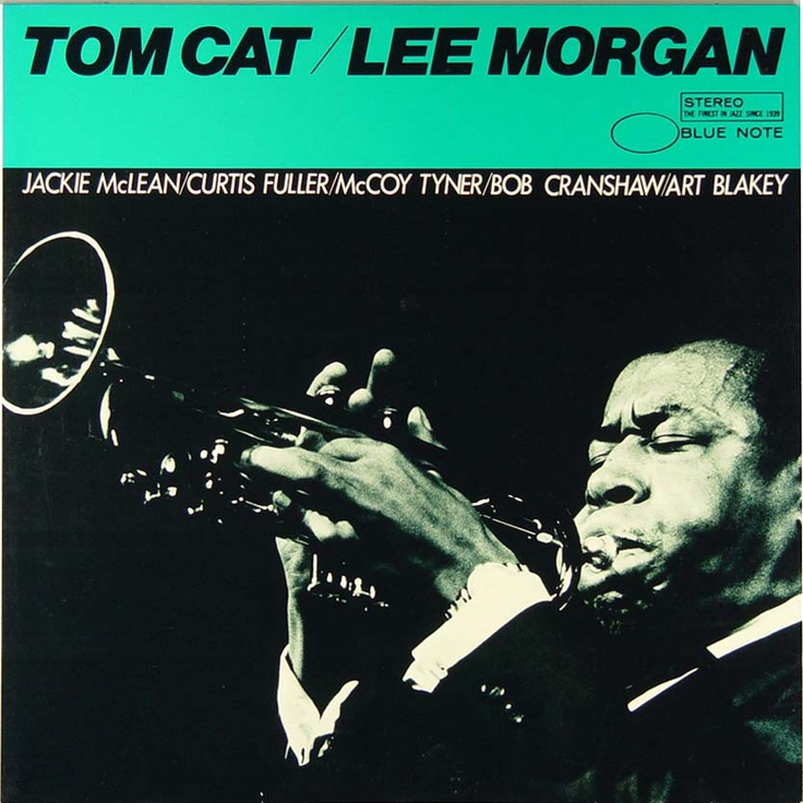 Tom Cat Lee Morgan Smphny Clothing Loves Blue Note