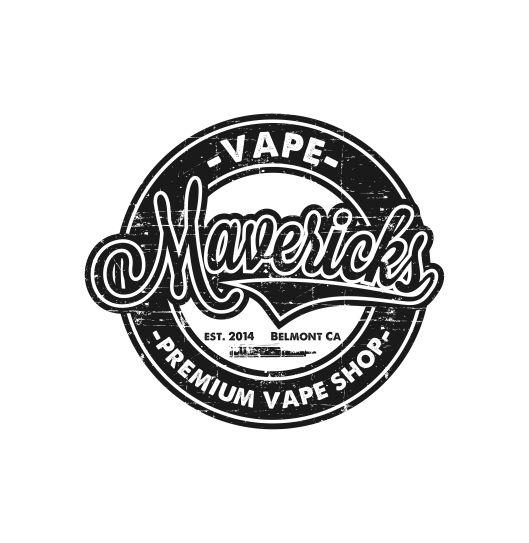 Create a logo for a quickly rising industry. Vape Mavericks! Logo design #49 by Retsmart™