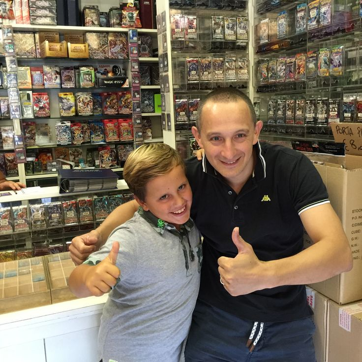22 Agosto 2015: Boss & Antonio from Roma