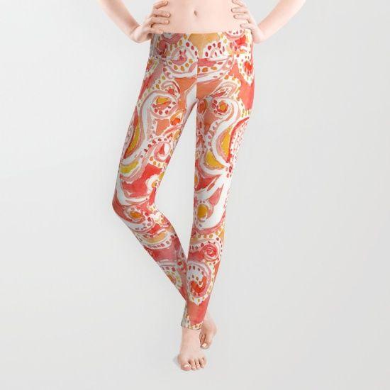 Octopussy by Barbarian/Barbra Ignatiev, $39. https://society6.com/product/octopussy-3oy_leggings?curator=bestreeartdesigns