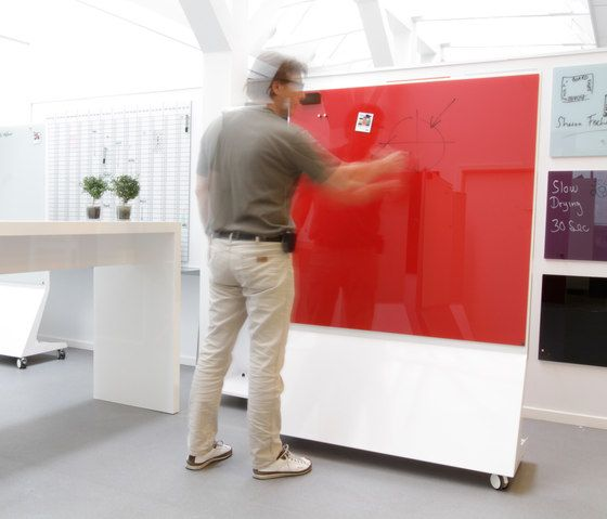 White boards | Complementary furniture | Chat-Board Mobile. Check it out on Architonic