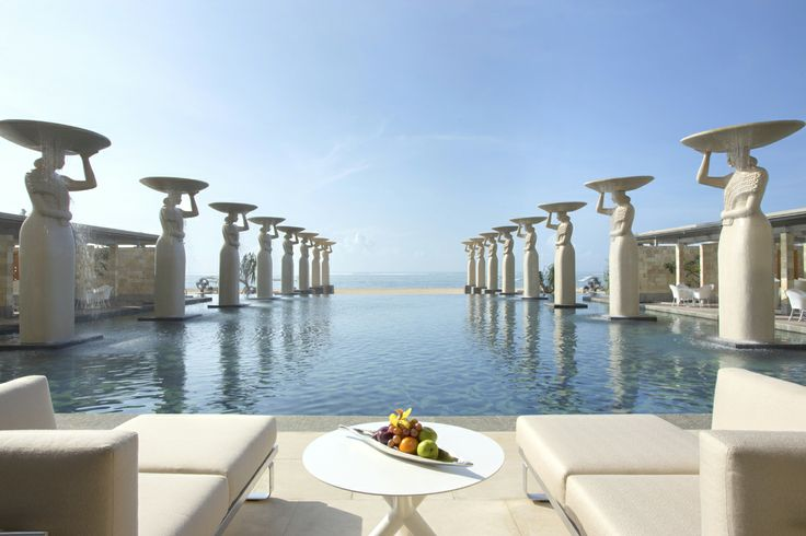 The Mulia - Bali, Indonesia