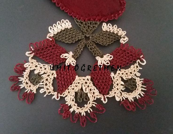#iğneoyası #turkishlace #needlelace #needleknot #needleknit #elişi #elemeği #göznuru #handmade #fular #iğneoyasıaşktır #igneoyasıöğreniyorum #hediye #gift #ümitöğretmen