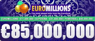 Euromillions is one of the most popular international lotteries.Draw takes place every Tuesday (Super Draw) & Friday evening. Get more info at http://www.playlottoworld.com/euro-million/