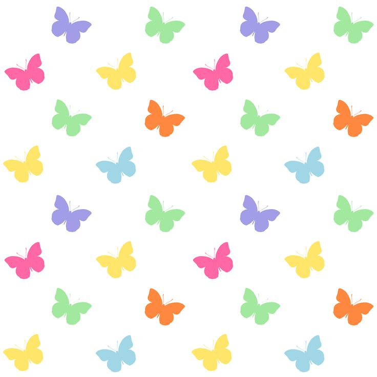 butterfly: free digital scrapbooking paper, wrapping paper AND seamless pattern – Schmetterlingspapier – freebie | MeinLilaPark