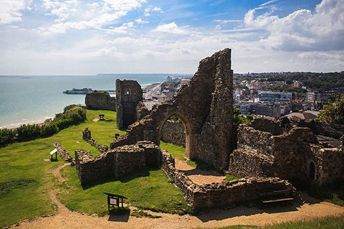 Exploring Hastings and Bexhill