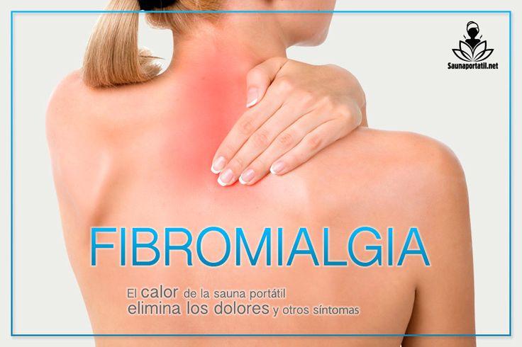 Las personas con fibromialgia que realizan un tratamiento complementario con la sauna portátil experimentan un alivio sustancial del dolor, una menor sensibilidad en los puntos dolorosos y una reducción de los síntomas. ¿Quieres saber más? ➤ http://saunaportatil.net/aplicaciones/fibromialgia/