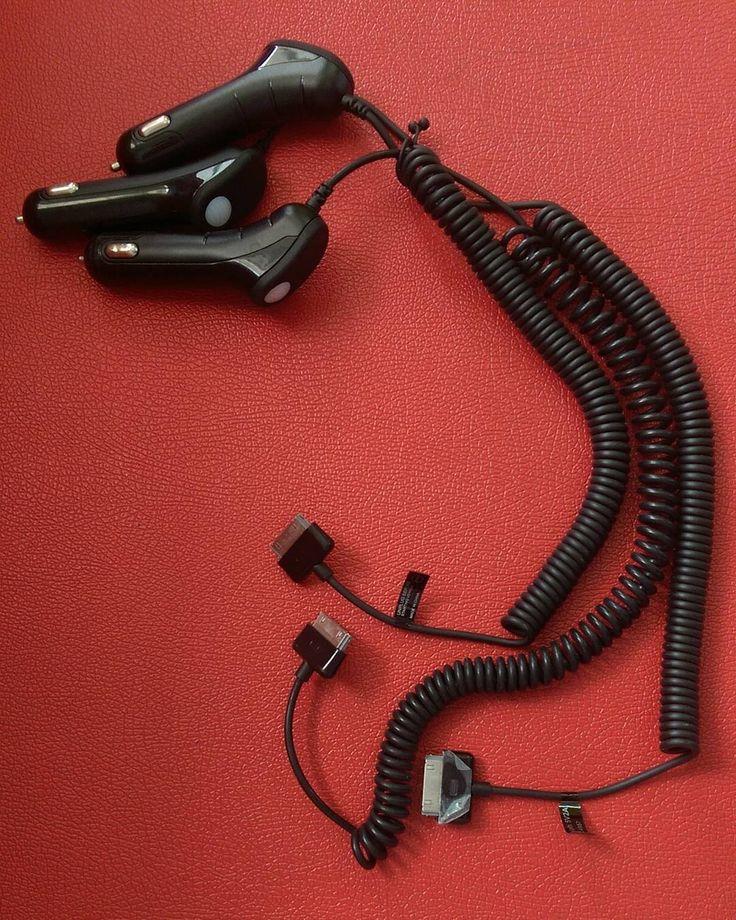 CARGADORES FLEX CAR. (Para iPhone 3 y 4 con puerto USB). Precio $300.  Teléfono 809-626-0890 Whatsapp 809-322-8783