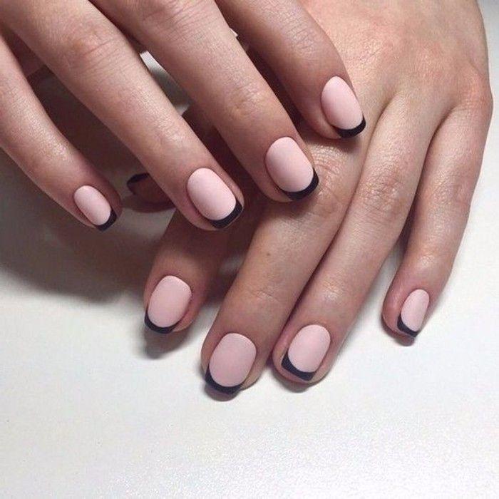 Les 25 Meilleures Id Es Concernant Ongles Roses P Les Sur Pinterest Ongles Couleur Claire