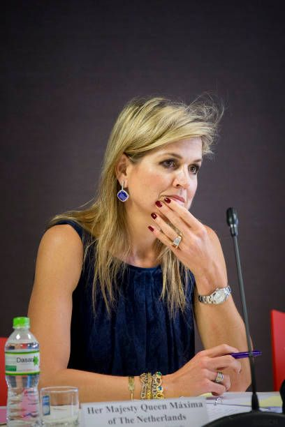 ♥•✿•QueenMaxima•✿•♥...Dutch Royal Family held a gala dinner for Corps DiplomatiqueQueen Maxima of the Netherlands attend the UN briefing with international partners on May 31 2017 in Hanoi Vietnam Queen Maxima is in Vietnam for an...