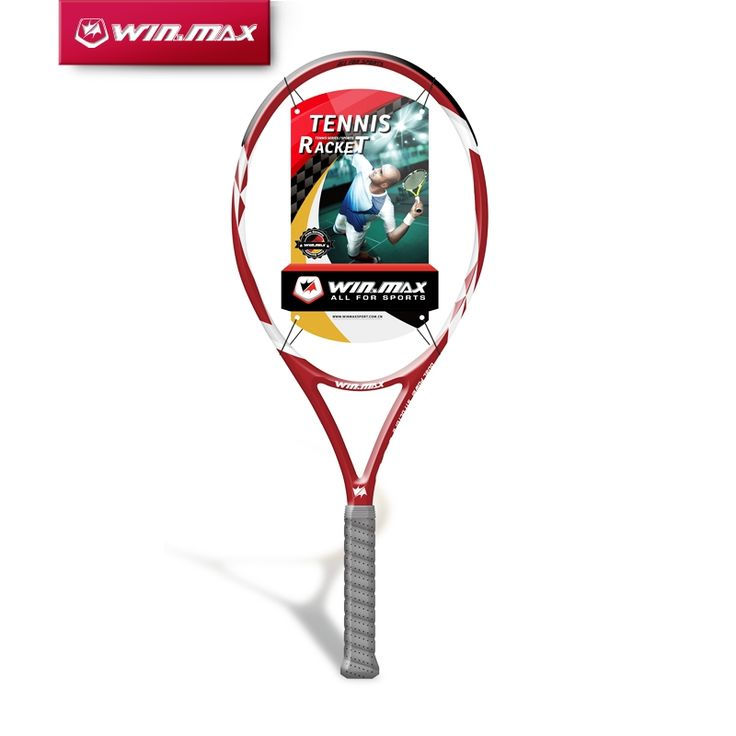 48.99$  Buy now - http://ali73a.worldwells.pw/go.php?t=32735900062 - High Quality Carbon Fiber Tennis Racket Head Racquets Equipped with a Carrying Bag raquetas de tenis Free Shipping