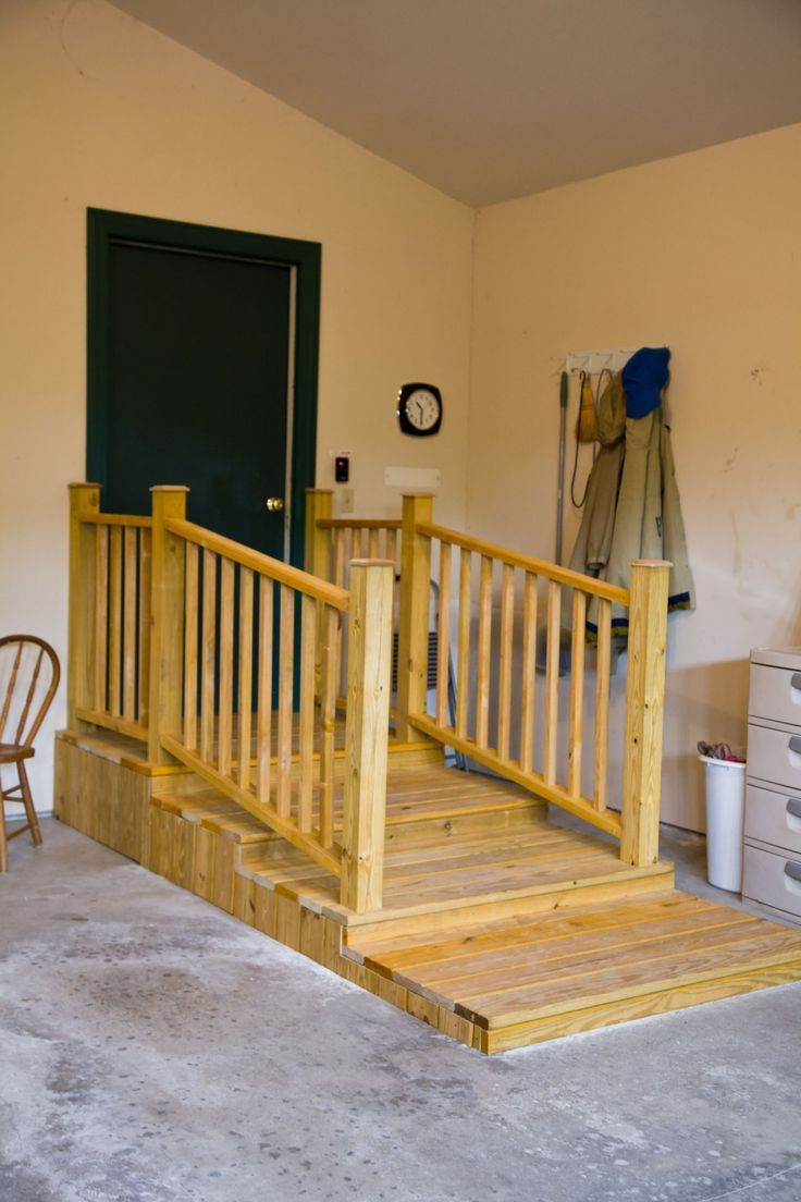 14 Easy Garage Stairs Pictures 2019 Garage stairs, Diy