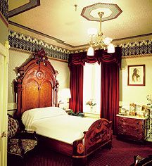 The Strater Hotel - Durango, CO - guest room