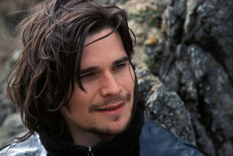 """Hans Matheson...I just watched him in the 2006 movie, """"Half Light"""" with Demi Moore. I was surprised I didn't recognize him from one of my favorite movies of all time, """"Les Misérables """" (1998) where he played love-struck Marius. He is worthy of my Celebrity Crushes list not only because of his utterly beautiful face, but also because he is an X-er (born in 1975)."""