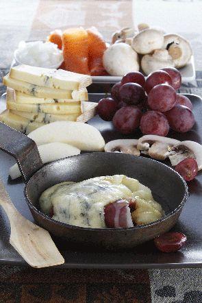 Recette Raclette de Morbier pour 6 personnes - GRAND FRAIS
