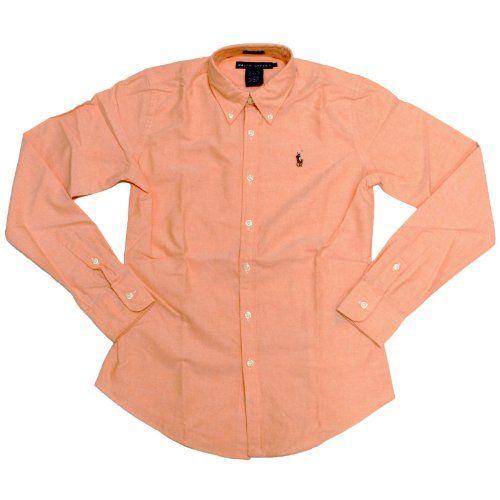 1000 Ideas About Orange Women 39 S Oxford Shirts On