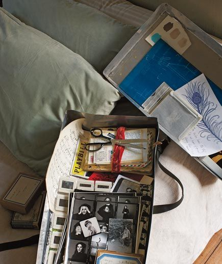 7 Steps to Dealing With Sentimental Clutter via @Real Simple