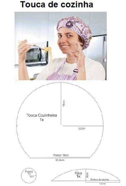 Gorro cocina