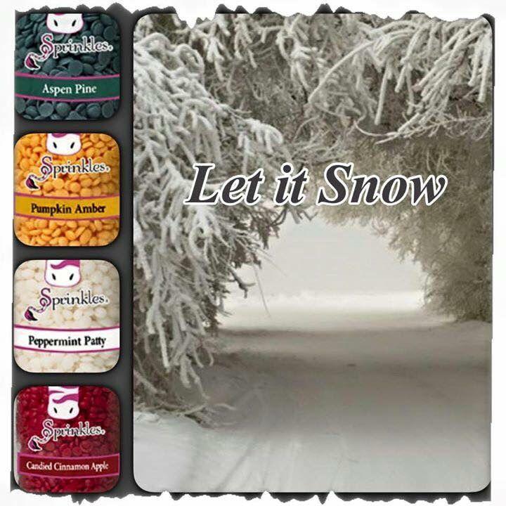 Let It Snow! Pink Zebra Sprinkles Recipe www.pinkzebrahome.com/frye