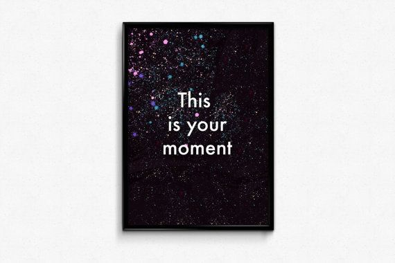 positive quotes for life on Etsy