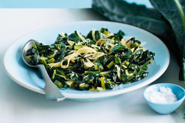 Sauteed Tuscan cabbage recipe @recipesfornet