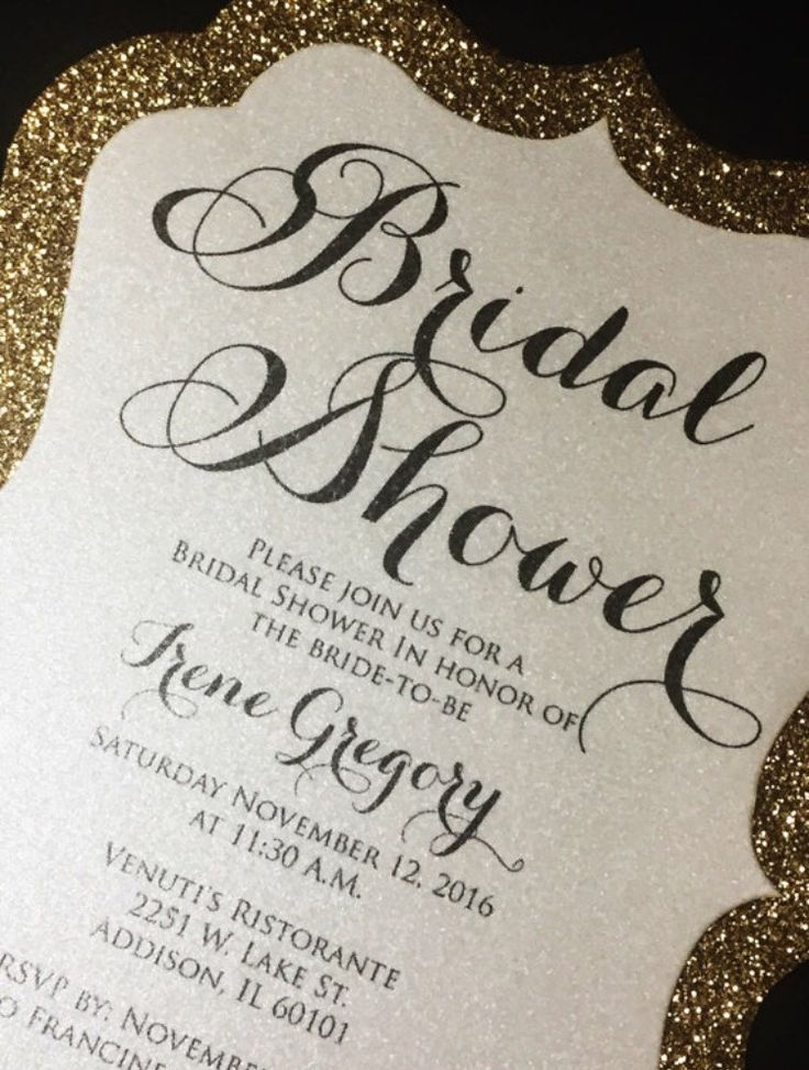 10 Best images about Bridal Shower Invitations – When to Send Wedding Shower Invitations