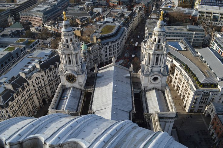 All sizes | St. Paul's Cathedral from the Golden Gallery | Flickr - Photo Sharing!