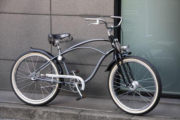 045サイクル ビーチクルーザーで横浜を遊ぶ  Works