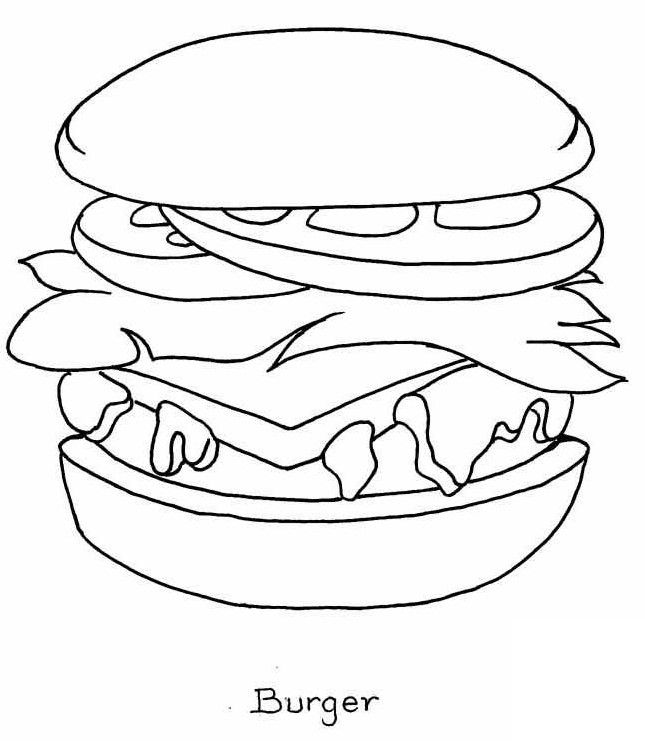 Food Coloring Pages Food Coloring Pages Vegetable Coloring