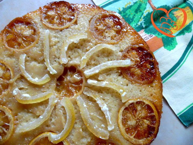 Limoni caramellati e scorze di limone candite http://www.cuocaperpassione.it/ricetta/6d351f4c-9f72-6375-b10c-ff0000780917/Limoni_caramellati_e_scorze_di_limone_candite