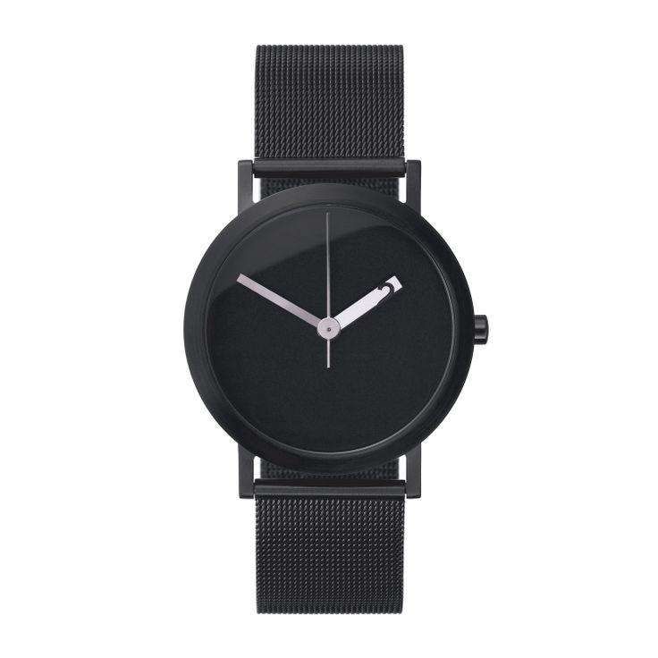 Extra Normal Grande Black Watch.     Design by Ross McBride.