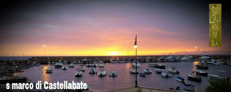 #tramonti nel #cilento #smariadicastellabate  #marebandierablu  #vacanze